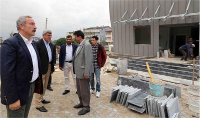 """Başkan Karaosmanoğlu,  """"47 Proje ile 286 Milyonluk yatırım sürüyor"""""""