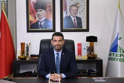 BAŞKAN KOCAMAN'DAN BERAT KANDİLİ MESAJI