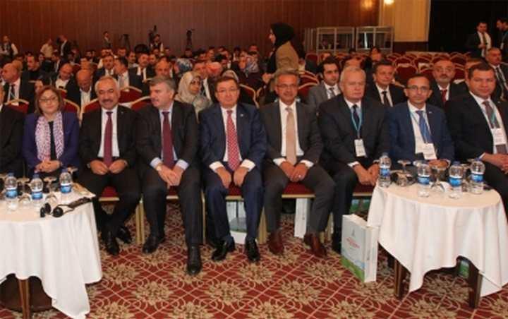 Başkan Köşker UCLG-MEWA toplantısında