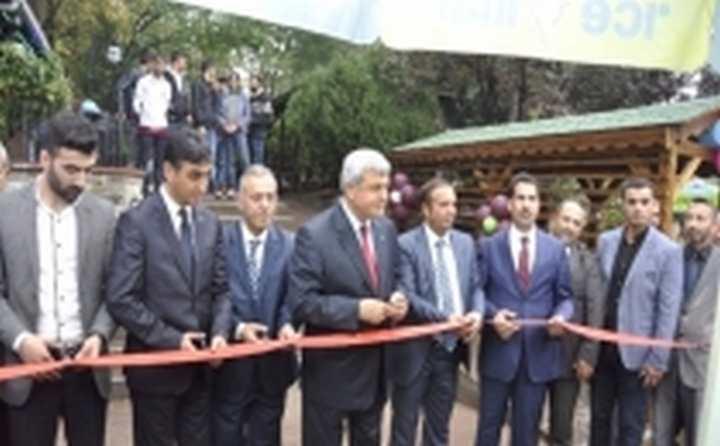 Başkan Toltar Dilovası'nda Bir Cafenin Açılışına Katıldı