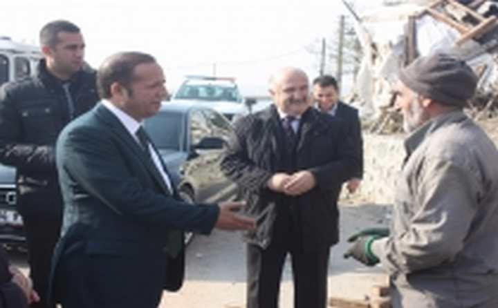 Başkan Toltar, Kayapınar'da vatandaşlarla bir araya geldi