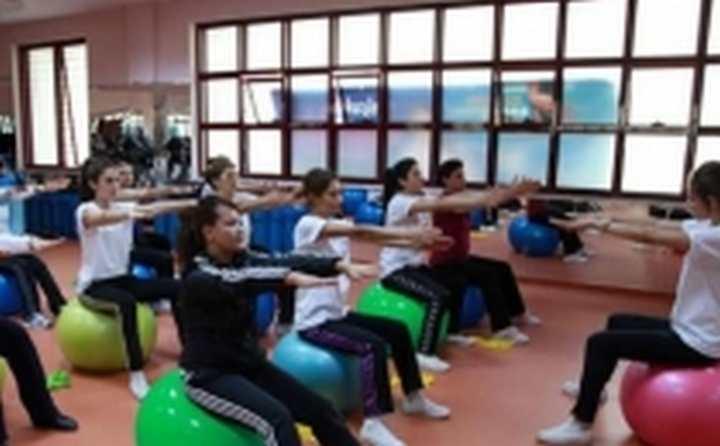 Bayanlara Spor Eğitimi