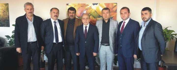 MHP'de Ziyaretler sürüyor