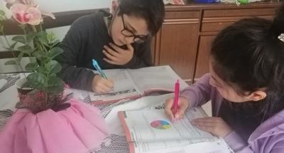 Bilgievleri öğrencilerine çevrimiçi deneme sınavları