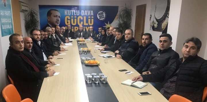 BIYIK, CUMHURBAŞKANI İÇİN KOMİSYON KURDU!