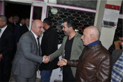 Bıyık, Diyarbakırlılara konuk oldu