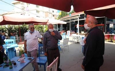 Büyükgöz'den hafta sonu esnaf turu