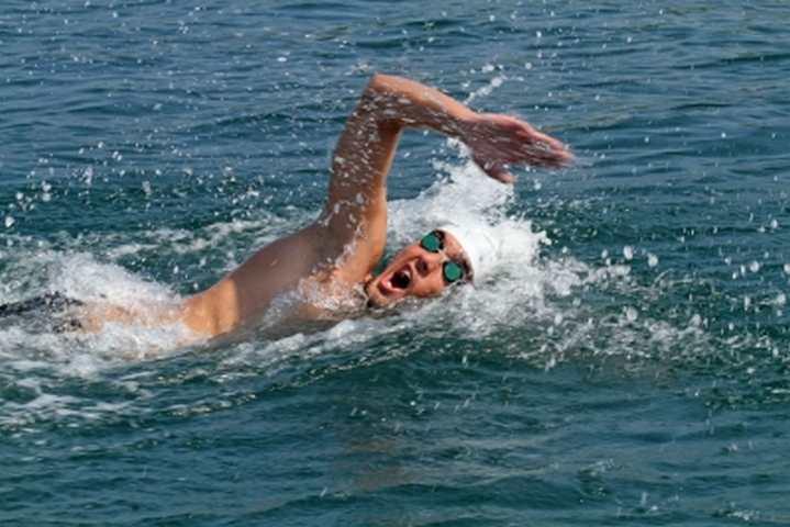 Büyükşehir'den  Açık Su Yüzme Şampiyonası