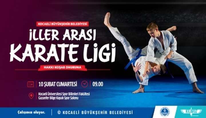 Büyükşehir'den Karate-Do Lig Şampiyonası