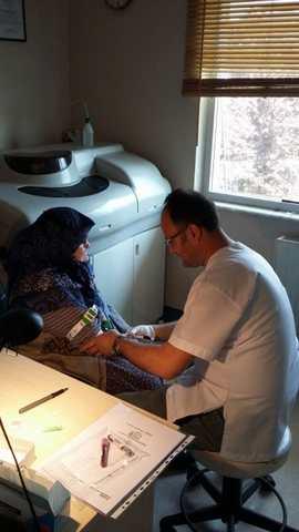 Büyükşehir'den uluslararası sağlık projesi