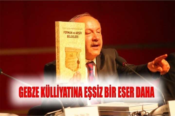 Ç. Mustafa Paşa Külliyesi ve Vakfiyesi tanıtıldı
