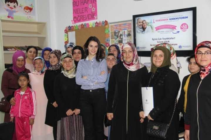 Çayırova Belediyesi Anne- Çocuk Kulüpleri'nde  Sağlık Seminerleri Başladı