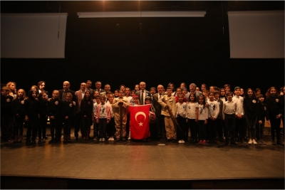 Çayırova, Mehmet Akif Ersoy'u unutmadı