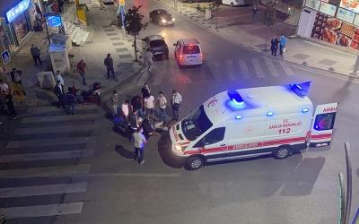Çayırova'da kaza: 1 yaralı