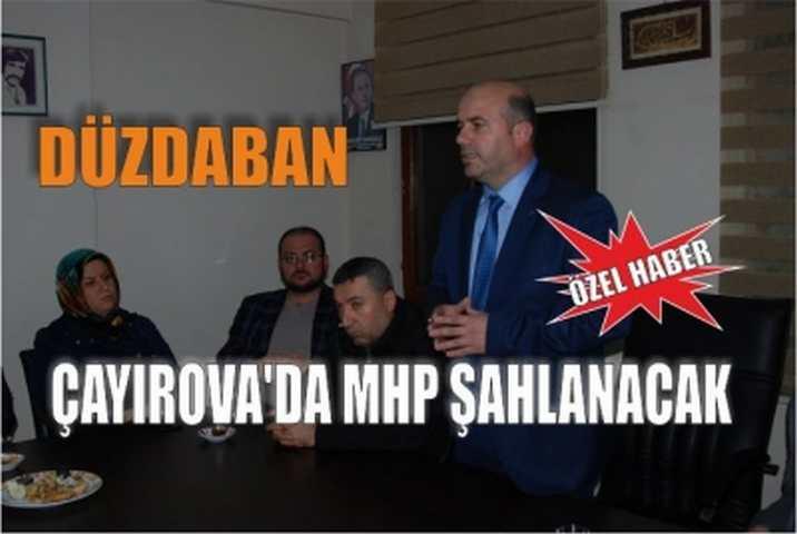 Çayırova'da MHP Şahlanacak