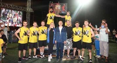 Çayırova'da muhteşem spor festivali