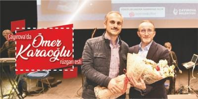 Çayırova'da Ömer Karaoğlu rüzgarı esti
