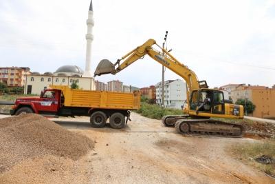 Çayırova'daAltyapı Yatırımı Doludizgin Sürüyor