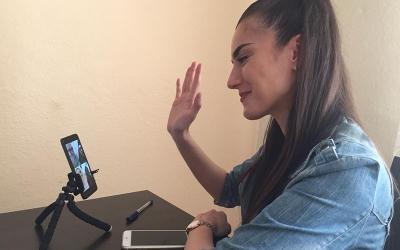 Cemil Meriç'te online bayramlaşma