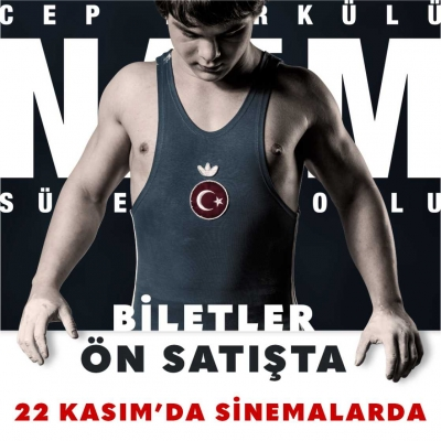 """""""Cep Herkülü: Naim Süleymanoğlu"""""""