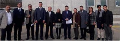 CHP Çayırova'da yeni yönetim görevi devraldı