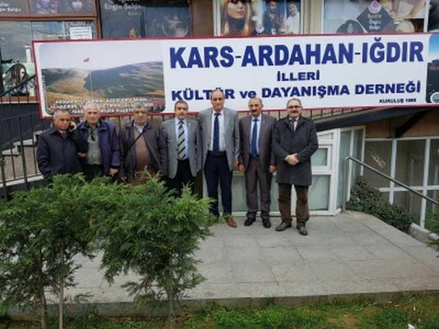 CHP GEBZE'DEN DERNEK ZİYARETLERİ