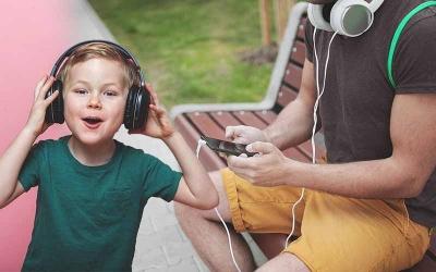 Çocuklar bol bol masal dinledi!