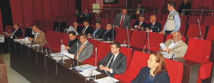Gebze'de bütçe görüşüldü