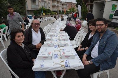 DARICA MAHALLE İFTARLARI DEVAM EDİYOR