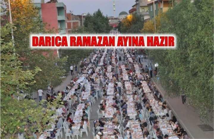 DARICA RAMAZAN AYINA HAZIR
