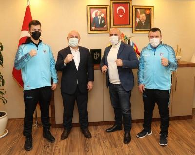Darıca'da Dünya Şampiyonası heyecanı
