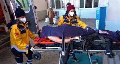 Darıca'da inşaat işçisi akıma kapıldı