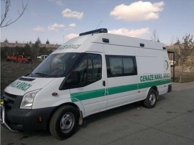 Darıca'dan Cenazeler İçin Ücretsiz Araç Tahsisi
