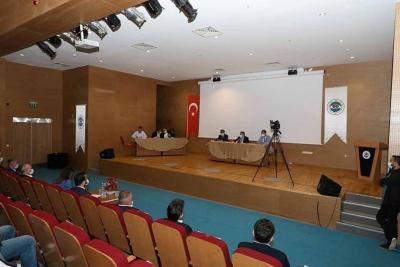 Dilovası Belediye Meclisi olağanüstü toplandı