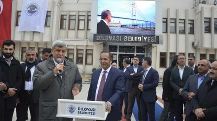 Dilovası Belediyesi araç filosunu genişletti