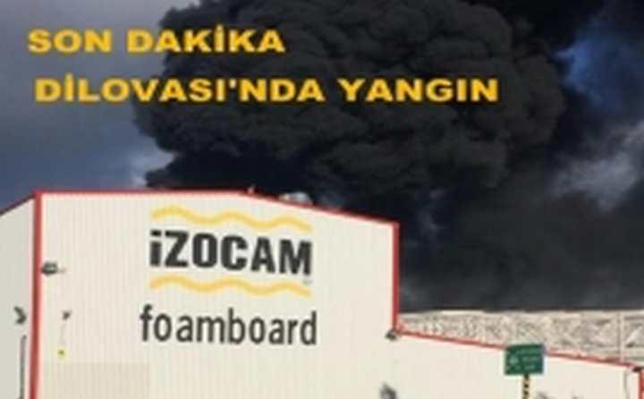 Dilovası OSB'de Yangın