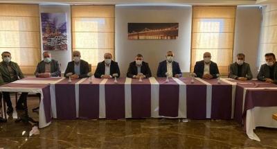 Dilovası'nda Başkan Şayir ve Meclis Üyeleri bir arada