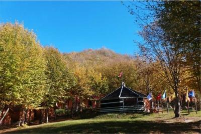 Diriliş Kampları sonbaharda bir başka güzel