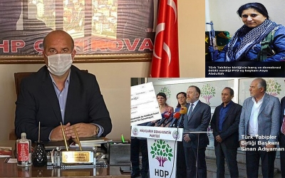 DÜZDABAN' DAN DEVLET BAHÇELİ'YE DESTEK!
