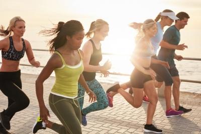 Düzenli koşu yaşam kalitesini yükseltiyor
