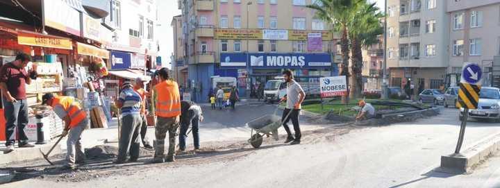 Darıca'da Mobese Çalışmaları Başladı