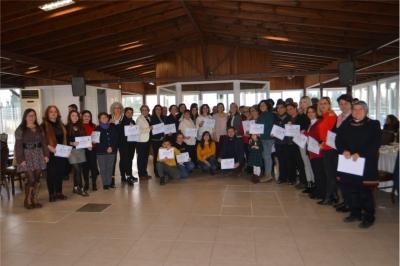 Elazığ depremi gönüllülerine teşekkür