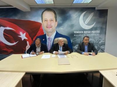 Erbakan Kocaeli'ye Geliyor