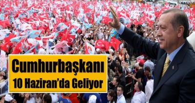 Erdoğan 10 Haziran'da Kocaeli'nde