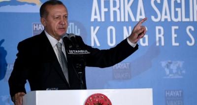 Erdoğan'dan Dünyaya Filistin Çağrısı