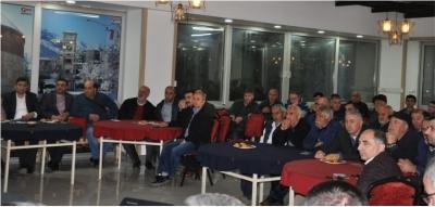Erzurum Oltululardan Bıyık'a Tam Destek