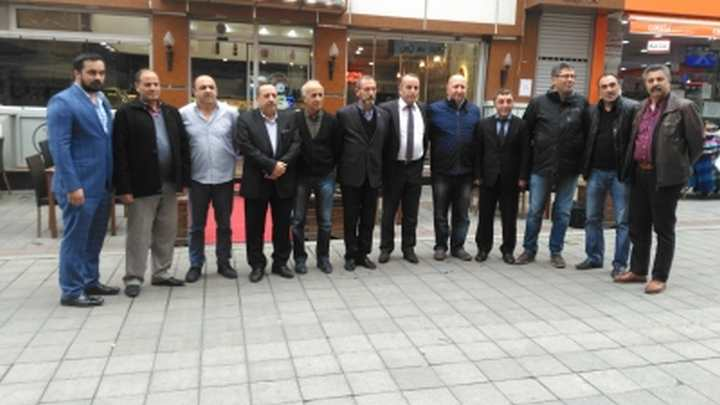 ERZURUM'LULAR DERNEĞİ KAHVALTIDA BULUŞTU