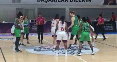 Euroleague öncesi Adana'da moral buldu
