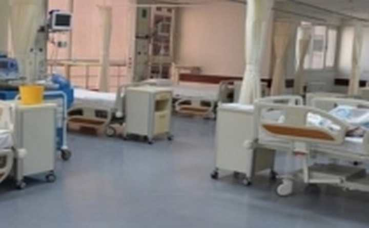 Farabi'de yoğun bakım ünetesi açıldı