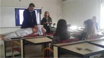 Fatih Devletten İlk Yardım Eğitimi…